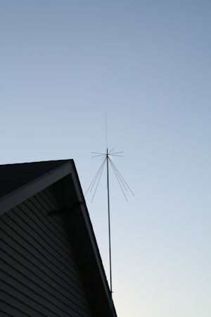 APRS Discone Antenna